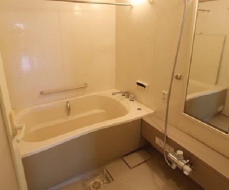 1坪浴室、浴室乾燥機付き