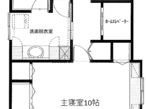 2階 間取図(間取)
