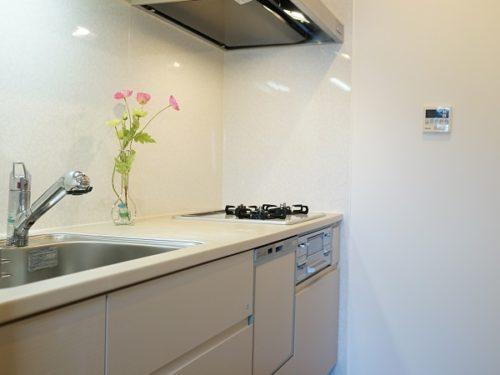 食器洗浄乾燥機等、設備充実(キッチン)