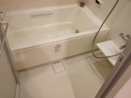 1坪浴室、浴室乾燥機完備(風呂)