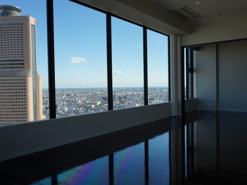 シティタワー浜松 最上階売物件<部屋内写真アップ>