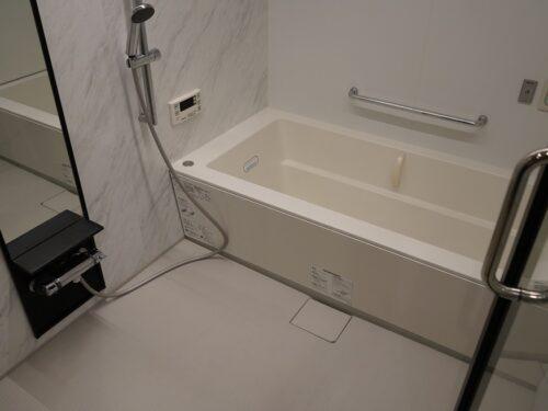 1坪風呂、浴室乾燥機完備(風呂)