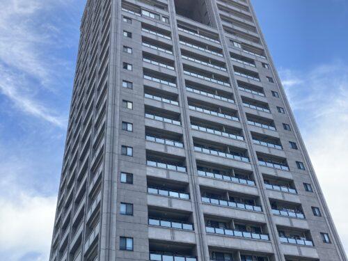 タワー・ザ・ファースト 24階高層階角住戸の売物件