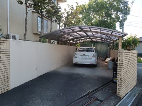 駐車場(2台)(外観)