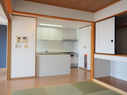 オープンキッチン(キッチン)