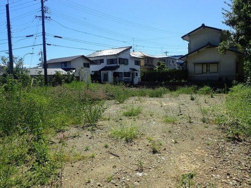 富塚町青葉台土地