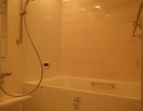 1坪風呂、浴室乾燥機付き