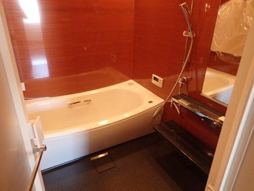 1坪以上ある浴室(風呂)