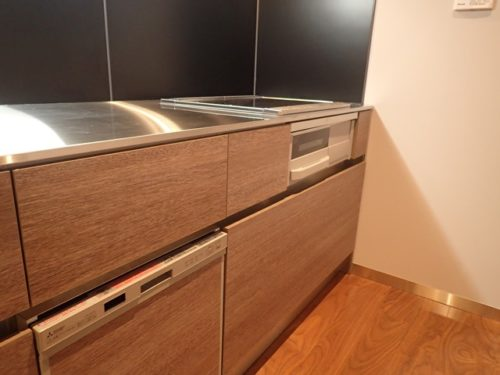 食器洗浄乾燥機、3口IHコンロ(キッチン)